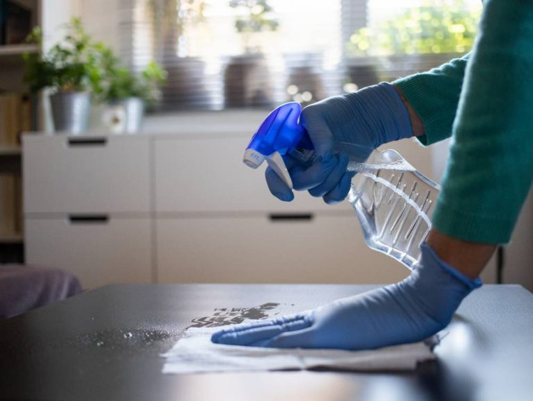 Home Sanitizing Services Singapore